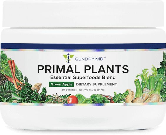 Gundry MD Primal Plants Review