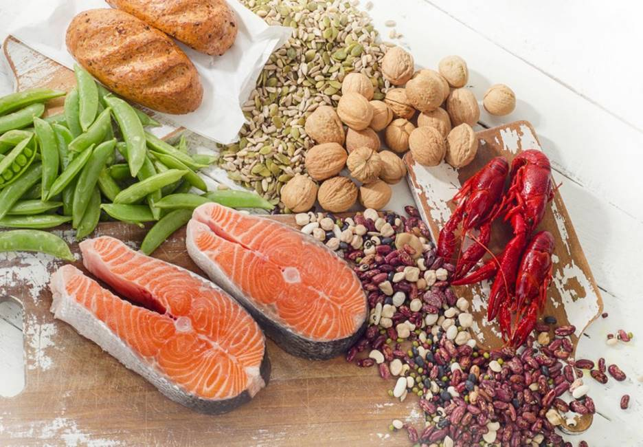 Foods High in Thiamine
