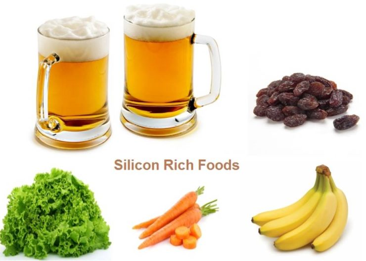 What Foods Are High In Silicon