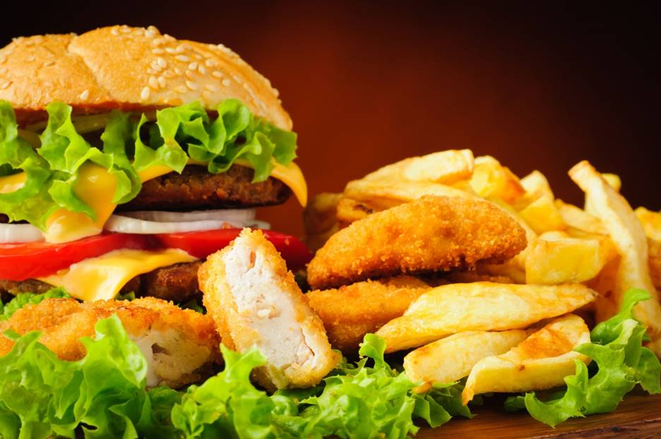 Fast Foods and Junk Foods